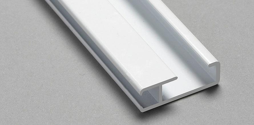 Modernistisk Gardinskinner og gardinstænger | Fischer QR-37